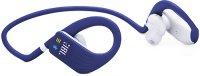 Беспроводные наушники с микрофоном JBL Endurance Dive Blue