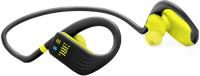 Беспроводные наушники с микрофоном JBL Endurance Dive Black/Lime