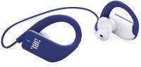 Беспроводные наушники с микрофоном JBL Endurance Sprint Blue