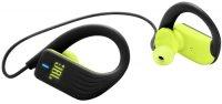 Беспроводные наушники с микрофоном JBL Endurance  Sprint Black/Lime (JBLENDURSPRINTBNL)