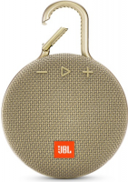 Портативная акустика JBL CLIP 3 Desert Sand (JBLCLIP3SAND)
