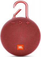 Портативная акустика JBL CLIP 3 Red (JBLCLIP3RED)