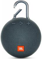 Портативная акустика JBL CLIP 3 Blue (JBLCLIP3BLU)