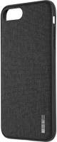 Чехол InterStep Tex-Met для Apple IPhone 7/8 Plus Grey (HTM-APIPH7PK-NP1112O-K100) чехол uniq marbre для apple iphone 7 8 white
