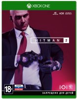 Игра для Xbox One WB Hitman 2