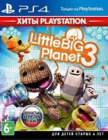 Игра для PS4 Sony LittleBigPlanet 3 (Хиты PlayStation) фото