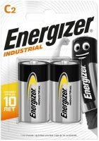 Батарейки Energizer Industrial C-LR14, 2 шт. (E301424900)