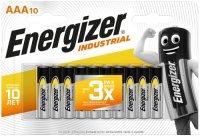 Батарейки Energizer Industrial AAA-LR03, 10 шт. (E301424800)