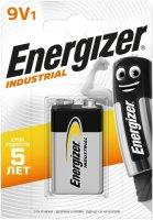 Батарейка Energizer Industrial 6LR61 9V, 1 шт. (E301425100)