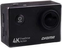 Автомобильный видеорегистратор Digma FreeDrive Action 4K