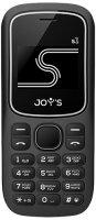 Мобильный телефон Joy's S1 Black