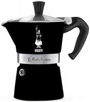 Кофеварка Bialetti Moka Express Black, 6 кружек (4953)