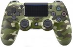 Геймпад PlayStation Dualshock v2 Green Camouflage (PS719895152)
