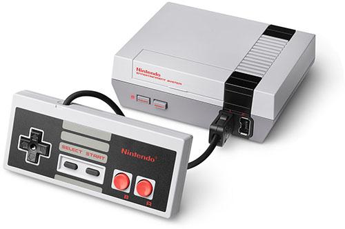 Купить Игровая приставка Nintendo, Classic Mini + 30 игр