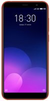Смартфон Meizu M6T LTE 32Gb Red (M811H)