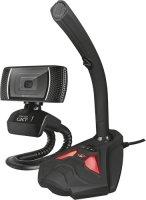 Веб-камера и микрофон Trust GXT 786 Reyno (22096)
