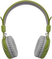 Беспроводные наушники с микрофоном Rombica MySound BH-03 3C Green (BH-00033)