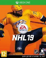 Игра для Xbox One EA NHL 19