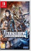 Игра для Nintendo Switch Sega Valkyria Chronicles 4