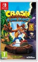 Игра для Nintendo Switch Activision Crash Bandicoot N'sane Trilogy