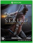 Игра для Xbox One Activision Sekiro: Shadows Die Twice