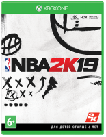Игра для Xbox One Take Two NBA 2K19