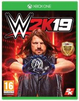 Игра для Xbox One Take Two WWE 2K19