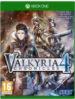 Игра для Xbox One Sega Valkyria Chronicles 4