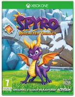 Игра для Xbox One Activision Spyro Reignited Trilogy