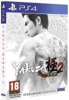 Игра для PS4 Sega Yakuza Kiwami 2