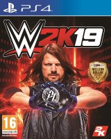 Игра для PS4 Take Two WWE 2K19