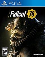 Игра для PS4 Bethesda Fallout 76