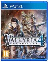 Игра для PS4 Sega Valkyria Chronicles 4