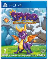 Игра для PS4 Activision Spyro Reignited Trilogy