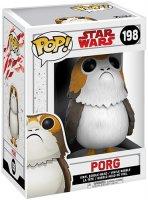 Фигурка Funko POP! Bobble: Star Wars: The Last Jedi: Porg (14818)