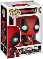 Фигурка Funko POP! Bobble: Marvel: Deadpool Two Swords (7486)