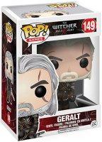 Фигурка Funko POP! Vinyl: Games: Witcher: Geralt (12134)