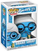 FUNKO POP! VINYL: ANIMATION: THE SMURFS BRAINY SMURF (20122)