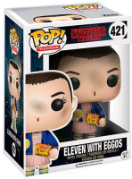 FUNKO POP! TELEVISION: STRANGER THINGS: ELEVEN WITH EGGOS (13318)