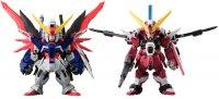 Фигурка BANDAI Fw Gundam Conv Sp08 Destiny & Infinite, 6 см.