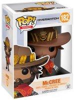 Фигурка Funko POP! Vinyl: Games: Overwatch: McCree (13087)