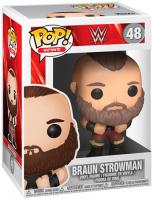 Фигурка FUNKO POP! WWE SERIES 6: BRAUN STROWMAN (24823)