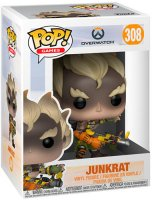 Фигурка Funko POP! Vinyl: Games: Overwatch Series 3: Junkrat (29045)