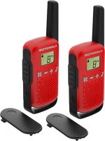 Рация Motorola Talkabout T42 Red/Black