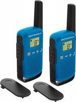 Рация Motorola Talkabout T42 Blue/Black
