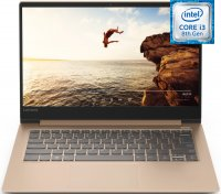"Ноутбук Lenovo IdeaPad 530S-14IKB (81EU00B7RU) (Intel Core i3-8130U 2.2GHz/14""/1920х1080/8GB/128GB SSD/Intel UHD Graphics 620/DVD нет/Wi-Fi/Bluetooth/Win 10Home)"