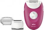 Эпилятор Braun Silk-epil 3 3-410 Legs, Arms & Body
