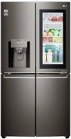 Холодильник LG InstaView GR-X24FTKSB
