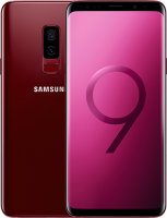 Смартфон Samsung Galaxy S9+ 64GB Red