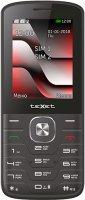 Мобильный телефон teXet TM-D329 Black/Red